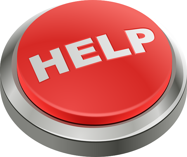Help Button Red - Free vector graphic on Pixabay (750674)