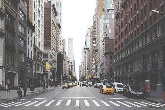 Downtown New York City - Free photo on Pixabay (750741)
