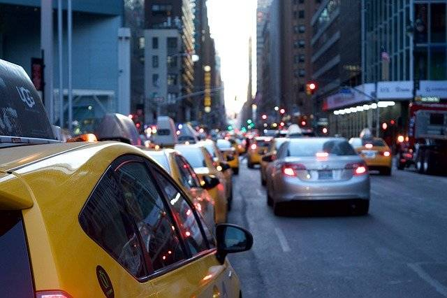 Taxi Vehicle Road - Free photo on Pixabay (750743)