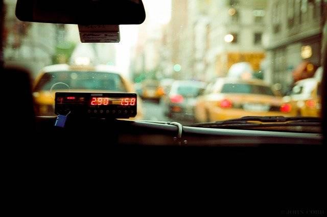 City Taxi Public - Free photo on Pixabay (750744)