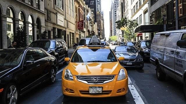 Traffic Manhattan New York - Free photo on Pixabay (750764)