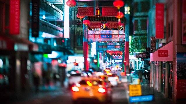 Chinatown Urban Business - Free photo on Pixabay (750765)