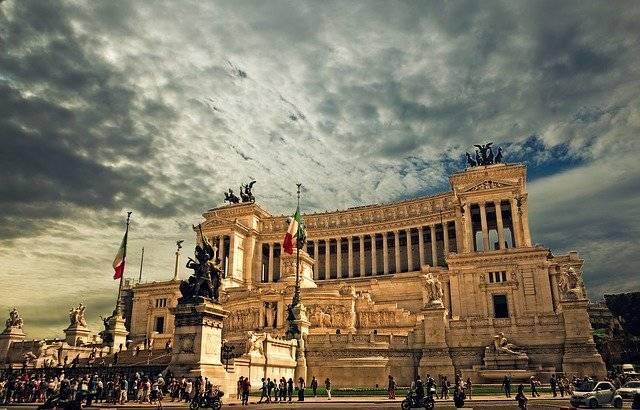 Vittorio Emanuele Monument Rome - Free photo on Pixabay (750932)