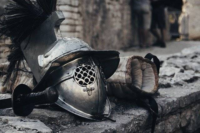 Gladiator Warrior Gear - Free photo on Pixabay (750933)