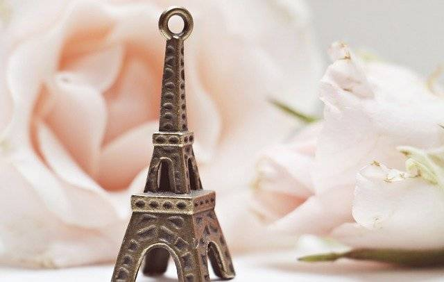 Eiffel Tower Roses France Places - Free photo on Pixabay (750967)