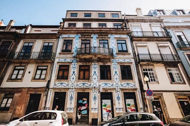 Portugal Porto Building - Free photo on Pixabay (751056)
