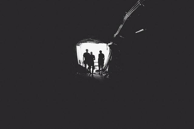Tunnel Mining Mine - Free photo on Pixabay (751112)
