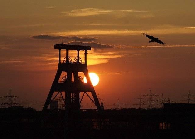 Ruhr Area Bill Headframe - Free photo on Pixabay (751120)