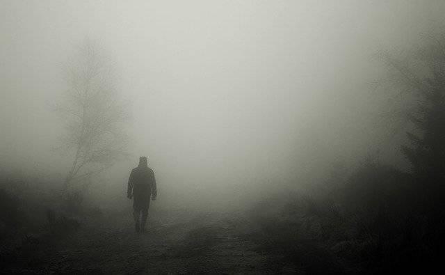 Walkers Autumn Fog - Free photo on Pixabay (751149)