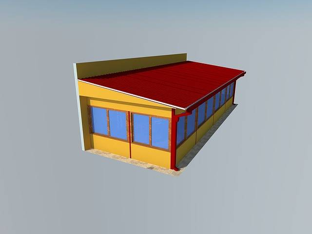 Prefab Structure Render - Free image on Pixabay (751358)