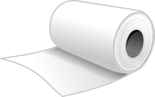 Toilet Paper Bathroom Tissue - Free vector graphic on Pixabay (751503)