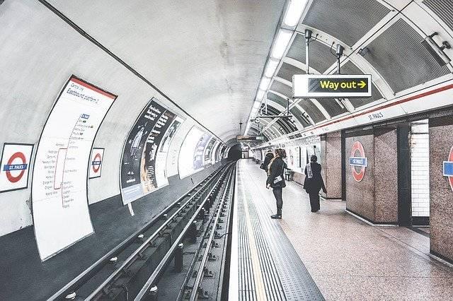 Tube London Underground - Free photo on Pixabay (751506)