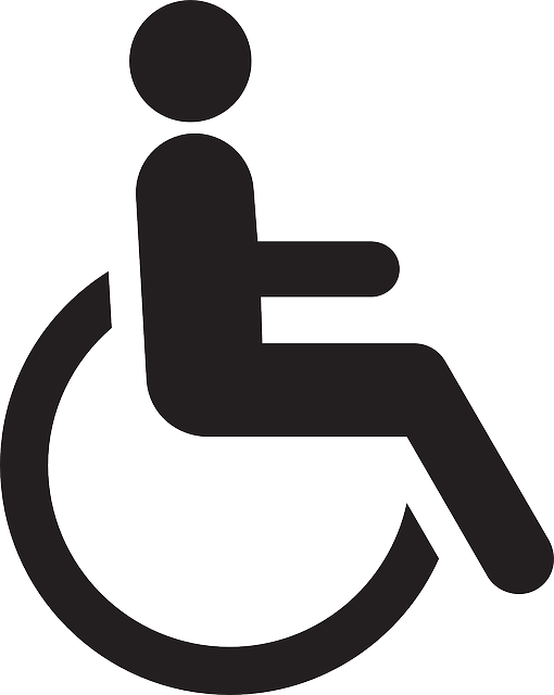 Handicapped Chair Wheelchair - Free vector graphic on Pixabay (751513)