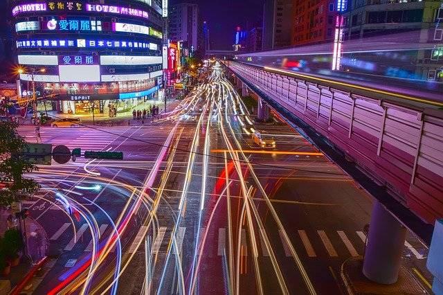 Taipei Taiwan Street Head Urban - Free photo on Pixabay (751534)