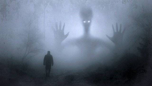 Fantasy Spirit Nightmare - Free photo on Pixabay (751593)