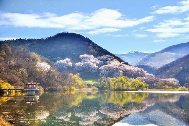 Korea Landscape Republic Of - Free photo on Pixabay (751646)
