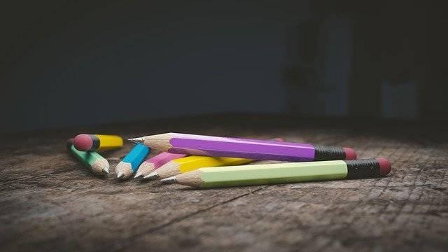 Pencil Wood Education - Free photo on Pixabay (751692)