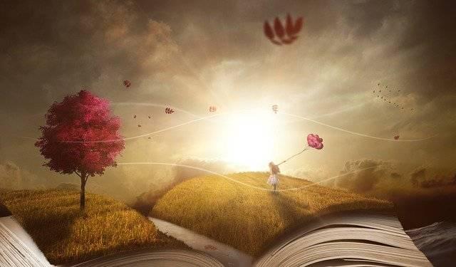 Book Landscape Nature - Free photo on Pixabay (751694)