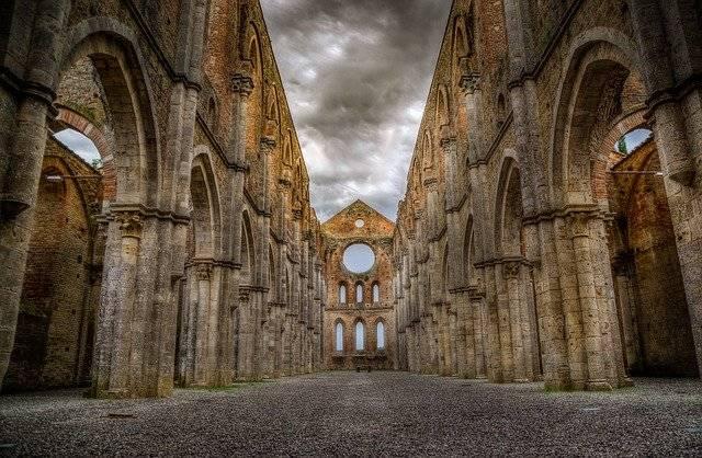 San Galgano Abbey Ruins - Free photo on Pixabay (751705)