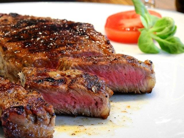 Steak Meat Beef - Free photo on Pixabay (751852)