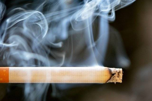 Cigarette Smoke Embers - Free photo on Pixabay (751859)
