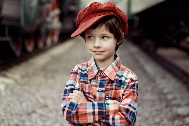 Cap Boy Smile - Free photo on Pixabay (752050)