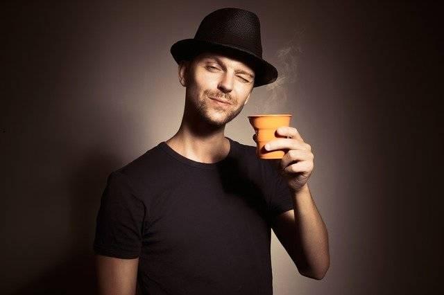 Man Coffee Cafe - Free photo on Pixabay (752146)