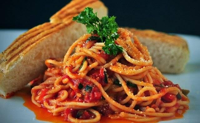 Pasta Spaghetti Italian Food - Free photo on Pixabay (752150)