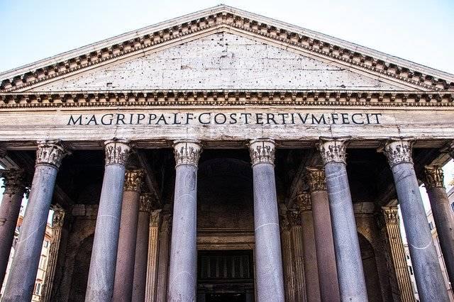 Rome Pantheon Italy - Free photo on Pixabay (752156)