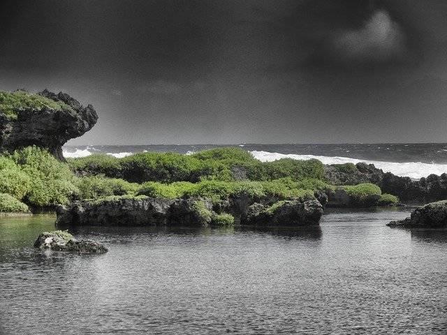 Guam Sea Ocean - Free photo on Pixabay (752328)