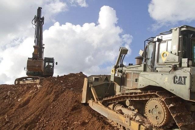 Guam Bulldozer Equipment - Free photo on Pixabay (752331)