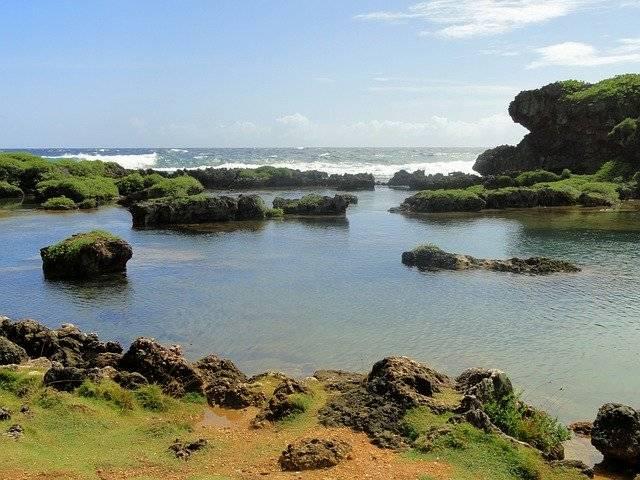 Guam Sea Ocean - Free photo on Pixabay (752333)