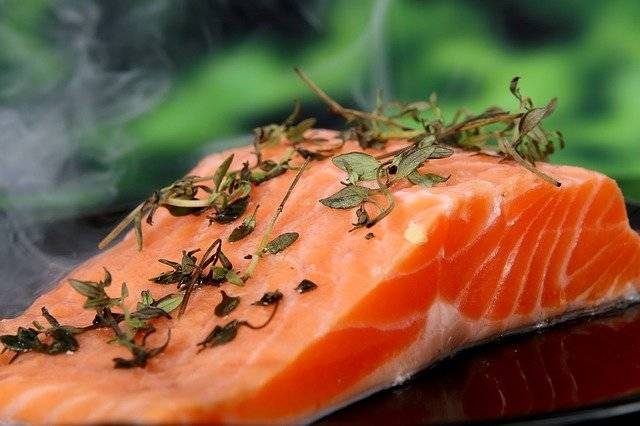 Salmon Cooked Food - Free photo on Pixabay (752583)
