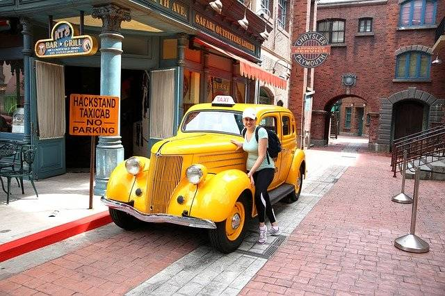 Taxi Singapore - Free photo on Pixabay (752602)