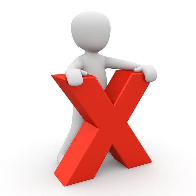 Close Cancel Cross - Free image on Pixabay (752611)