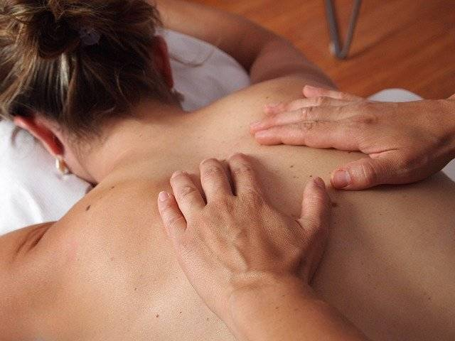 Physiotherapy Massage Back - Free photo on Pixabay (752615)