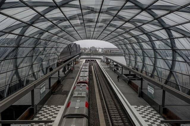 Train Track Stop - Free photo on Pixabay (752715)