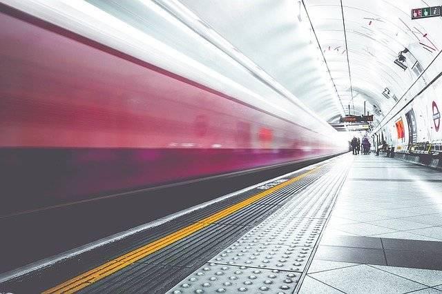 Metro Subway Train - Free photo on Pixabay (752724)