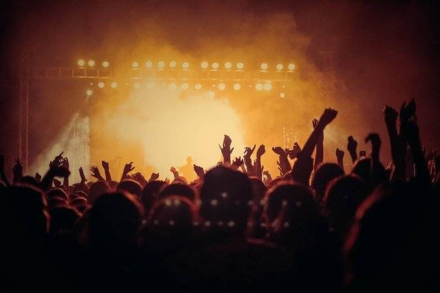Concert Live Audience - Free photo on Pixabay (752727)