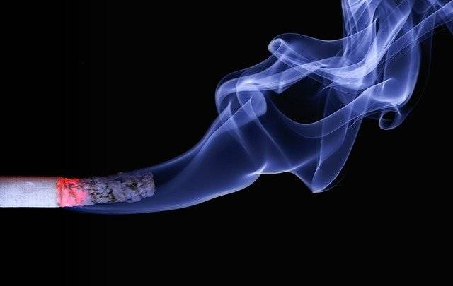 Cigarette Smoke Embers - Free photo on Pixabay (752729)