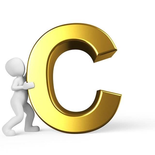 C Letter Alphabet - Free image on Pixabay (752840)