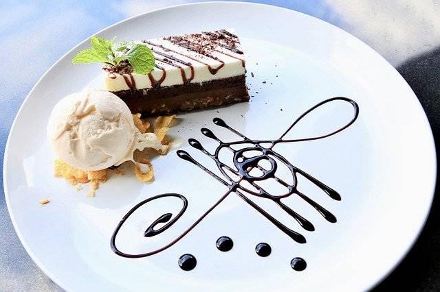 Brownie Chocolate Cake Ice Cream - Free photo on Pixabay (752904)