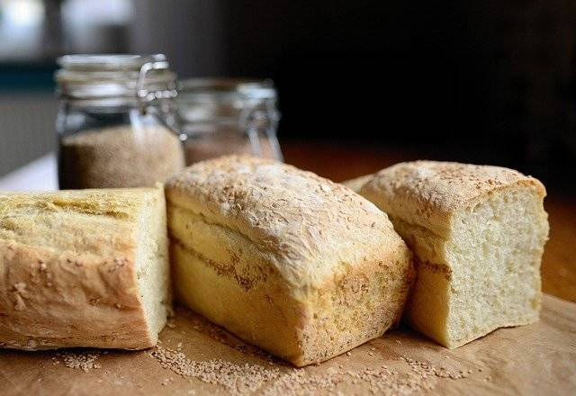 White Bread Baked - Free photo on Pixabay (752905)