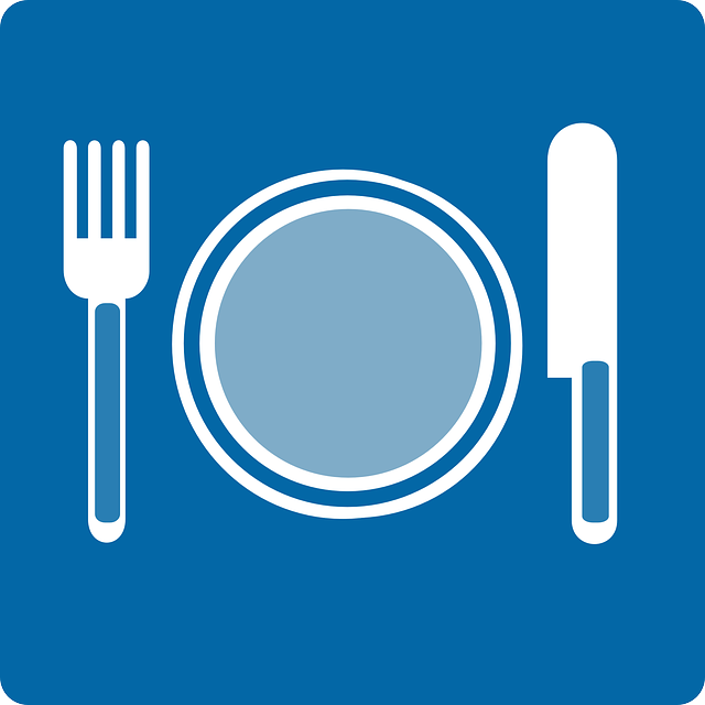 Dishes Plate Fork - Free vector graphic on Pixabay (753011)