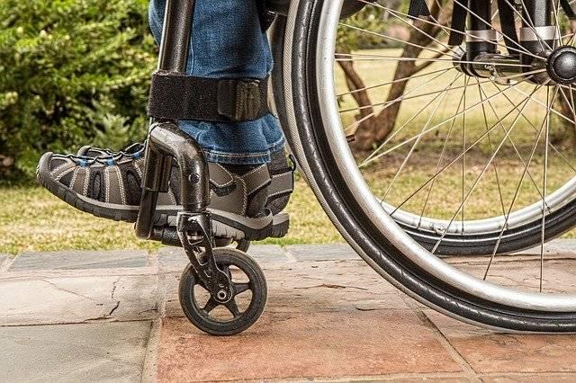 Wheelchair Disability Paraplegic - Free photo on Pixabay (753058)