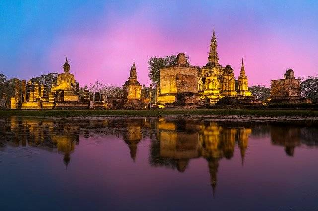 Phra Nakhon Si Ayutthaya Ancient - Free photo on Pixabay (753061)