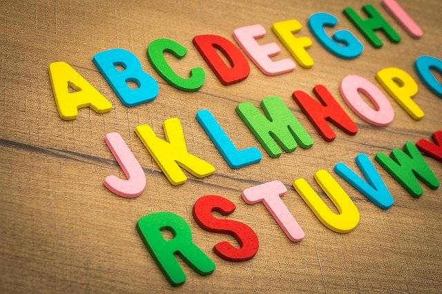 Abc Academic Alphabet - Free photo on Pixabay (753063)