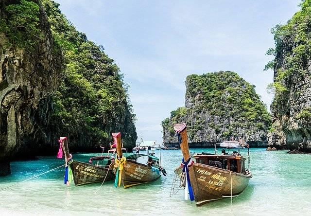 Thailand Phuket Koh Phi Island - Free photo on Pixabay (753177)