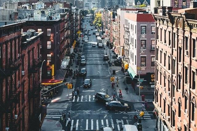 Chinatown Streets New York - Free photo on Pixabay (753191)