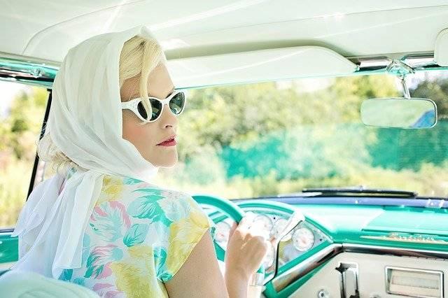 Vintage 1950S Pretty Woman - Free photo on Pixabay (753218)